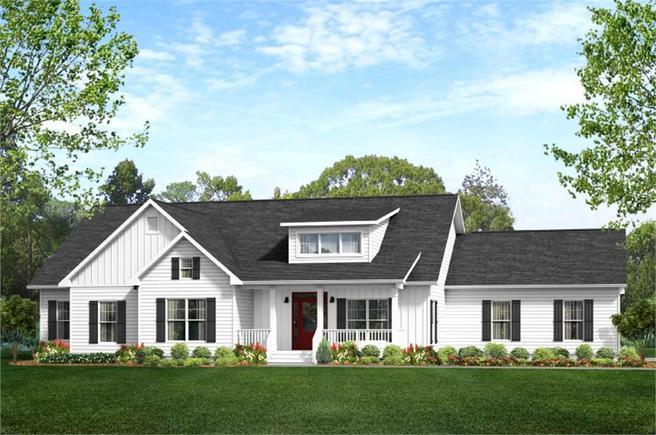 The Dawson A Modern Farmhouse