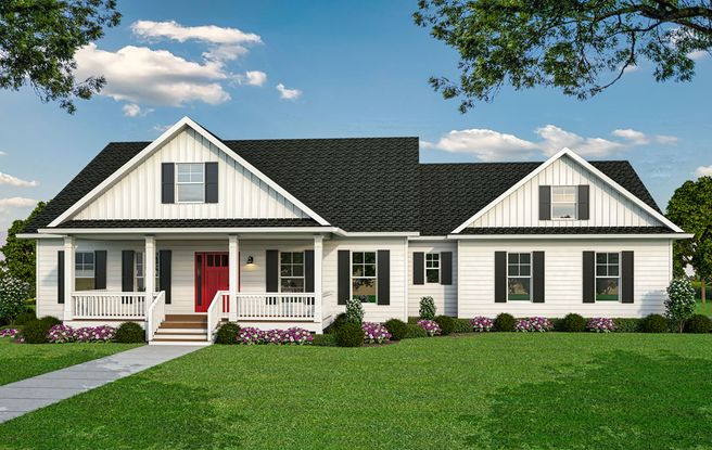 Roxboro Modern Farmhouse
