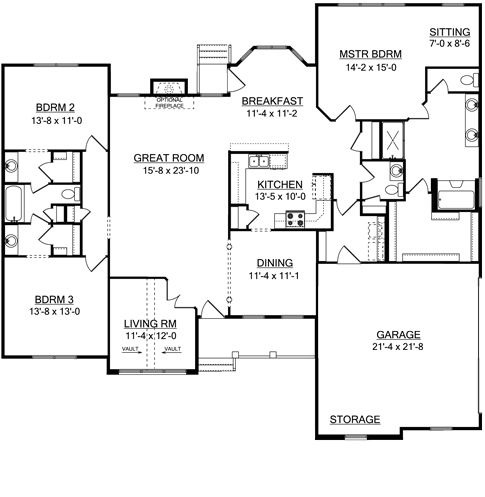 America s first homes floor plans home design and style for American home builders floor plans
