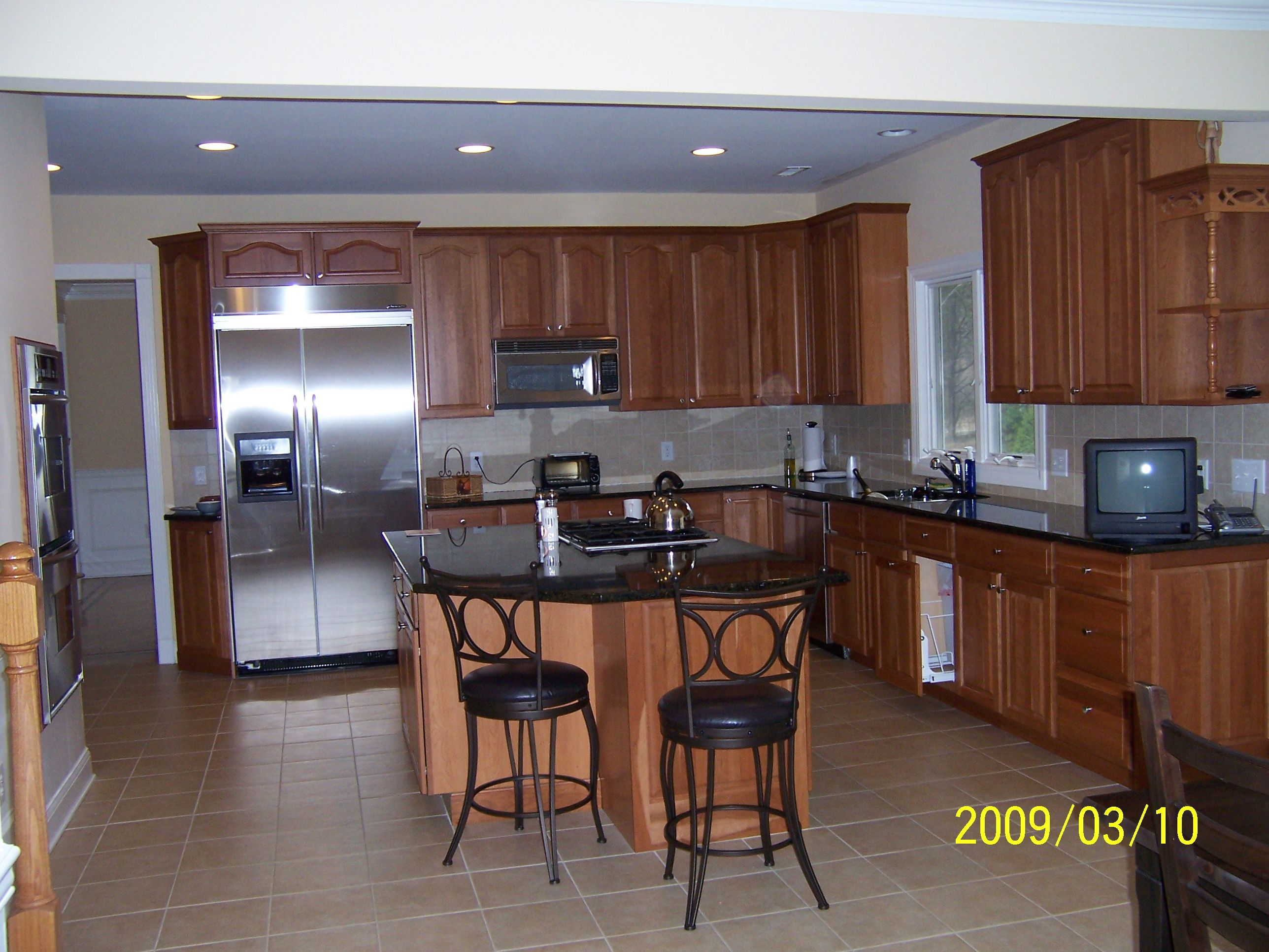 Kitchen featured in The Sherborne By Amleed Custom Homes in Mercer County, NJ