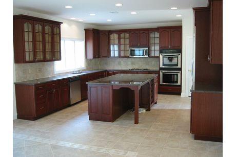 Kitchen-in-The Windsor-at-Bear Creek Estates-in-Robbinsville