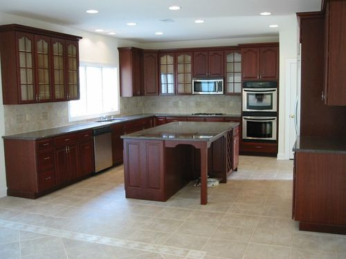 Kitchen-in-The Windsor-at-Bear Creek Estates-in-Robbinsville