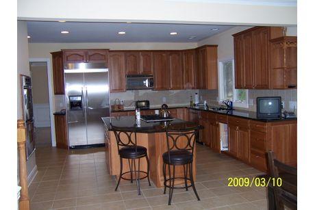 Kitchen-in-The Sherborne-at-Bear Creek Estates-in-Robbinsville