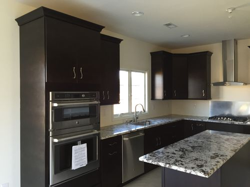 Kitchen-in-The Cambridge-at-Bear Creek Estates-in-Robbinsville