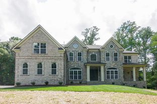 The Hazel - Anchor Homes-Build On Your Lot: Mc Lean, District Of Columbia - Anchor Homes LLC