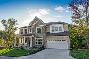 The Willows - Anchor Homes-Build On Your Lot: Mc Lean, District Of Columbia - Anchor Homes LLC