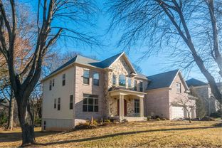 The Mallard - Anchor Homes-Build On Your Lot: Mc Lean, District Of Columbia - Anchor Homes LLC