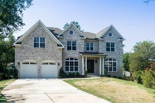 The Bristol - Anchor Homes-Build On Your Lot: Mc Lean, Maryland - Anchor Homes LLC