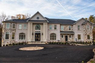 The Seine - Anchor Homes-Build On Your Lot: Mc Lean, District Of Columbia - Anchor Homes LLC