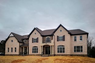 The Stonehurst - Anchor Homes-Build On Your Lot: Mc Lean, District Of Columbia - Anchor Homes LLC