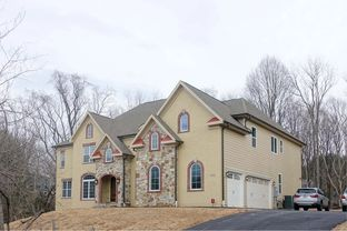 The Windsor - Anchor Homes-Build On Your Lot: Mc Lean, District Of Columbia - Anchor Homes LLC