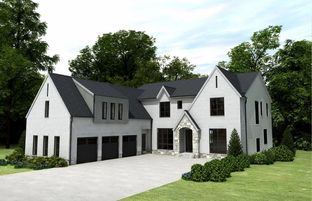 The Lancaster - Anchor Homes-Build On Your Lot: Mc Lean, District Of Columbia - Anchor Homes LLC