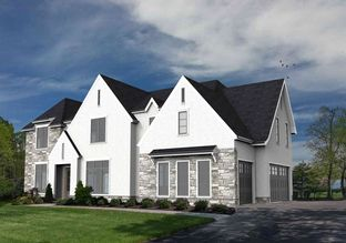 The Rochester - Anchor Homes-Build On Your Lot: Mc Lean, District Of Columbia - Anchor Homes LLC