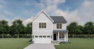 The Avon - Anchor Homes-Build On Your Lot: Mc Lean, Maryland - Anchor Homes LLC