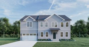 The Begonia - Anchor Homes-Build On Your Lot: Mc Lean, District Of Columbia - Anchor Homes LLC