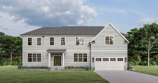 The Julius - Anchor Homes-Build On Your Lot: Mc Lean, District Of Columbia - Anchor Homes LLC