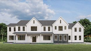 The Lucius - Anchor Homes-Build On Your Lot: Mc Lean, District Of Columbia - Anchor Homes LLC