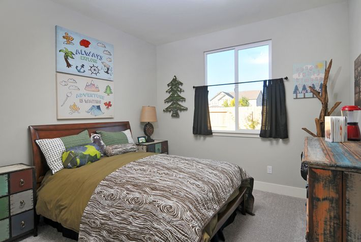 Bedroom featured in The Monterey By Anderson Homes in Merced, CA