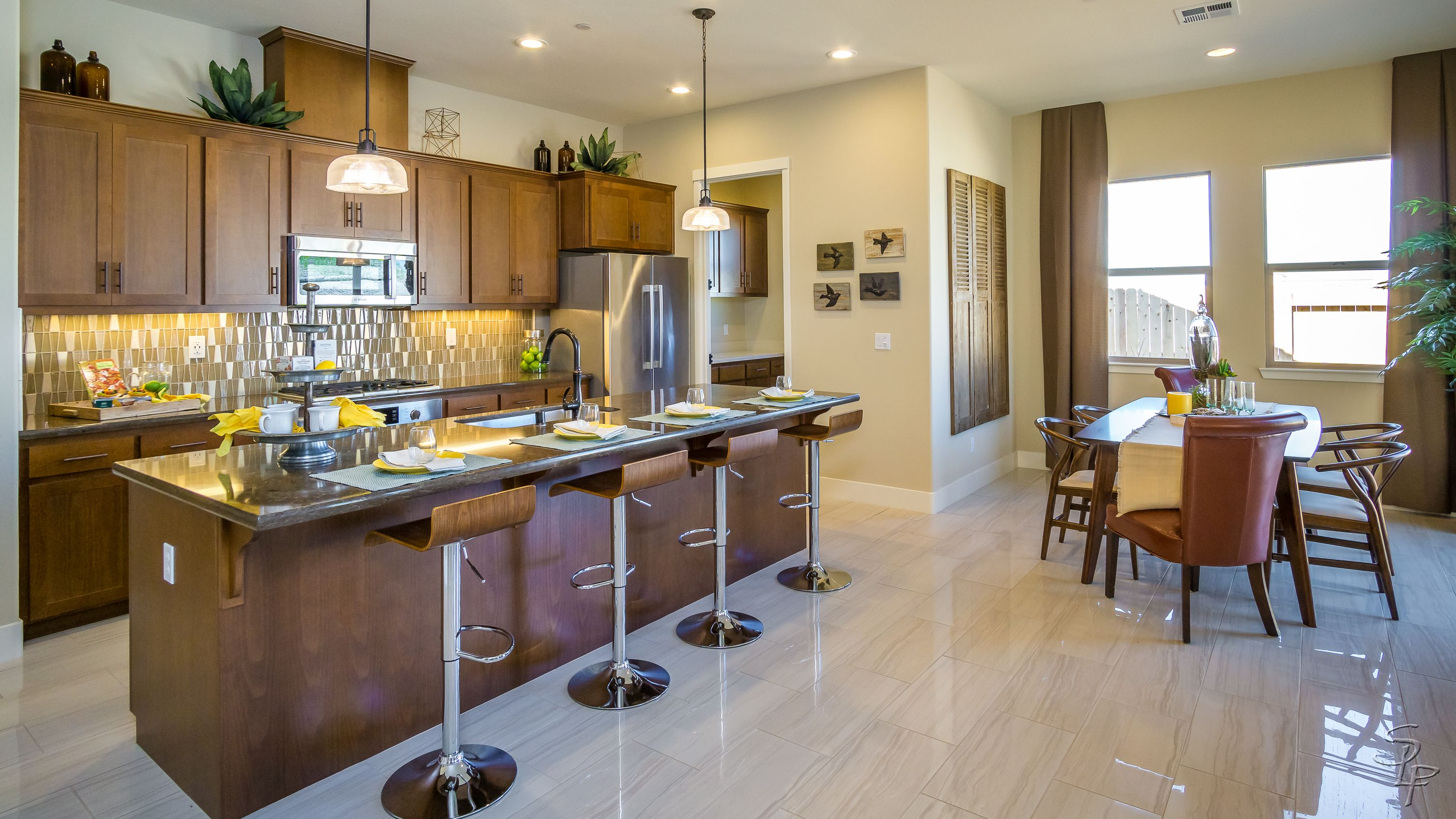 Kitchen featured in The Carmel By Anderson Homes in Santa Cruz, CA