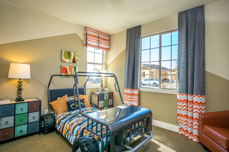 Bedroom featured in The Carmel By Anderson Homes in Santa Cruz, CA