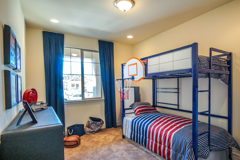 Bedroom featured in The  Big Sur By Anderson Homes in Santa Cruz, CA