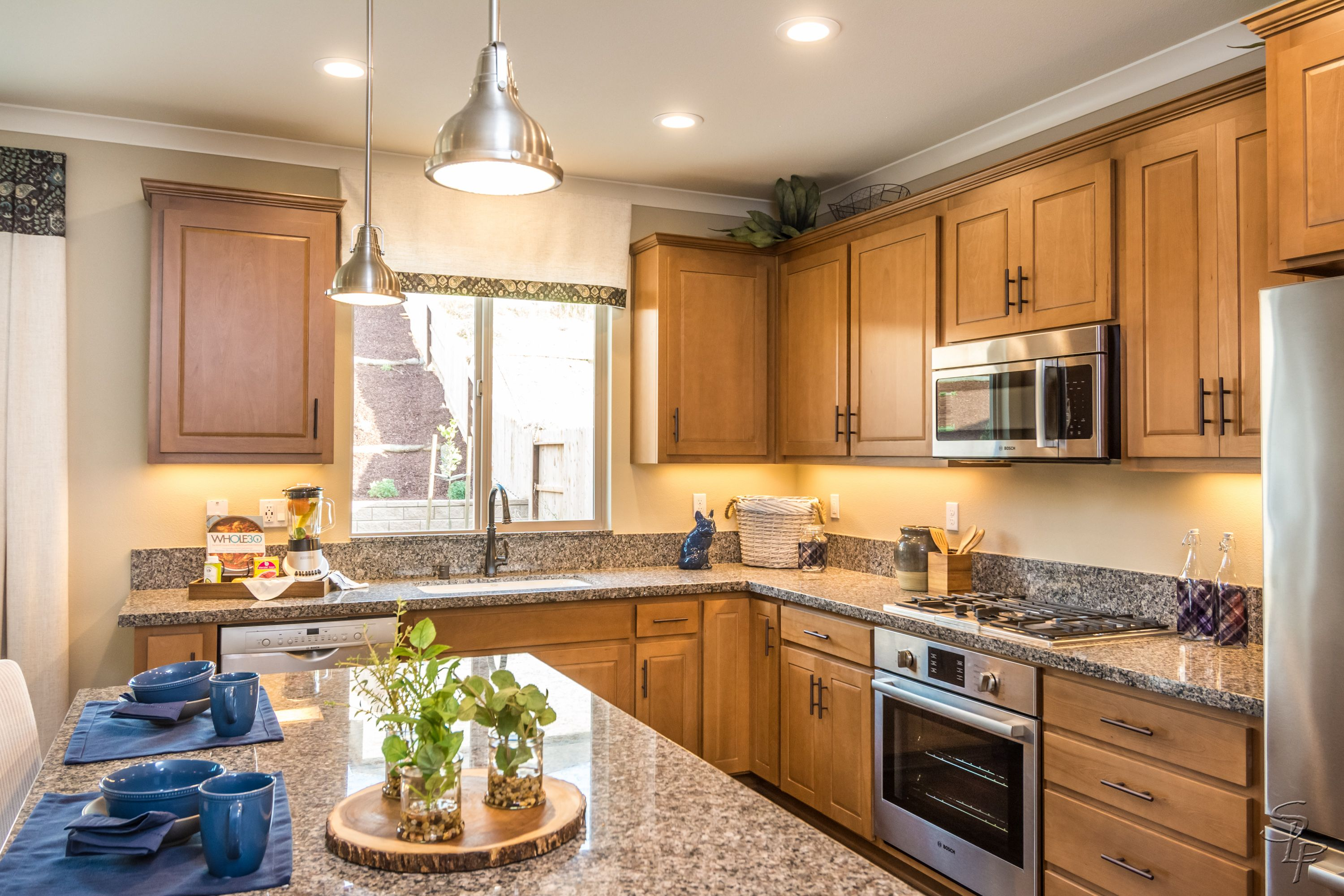 Kitchen featured in The Capitola By Anderson Homes in Santa Cruz, CA
