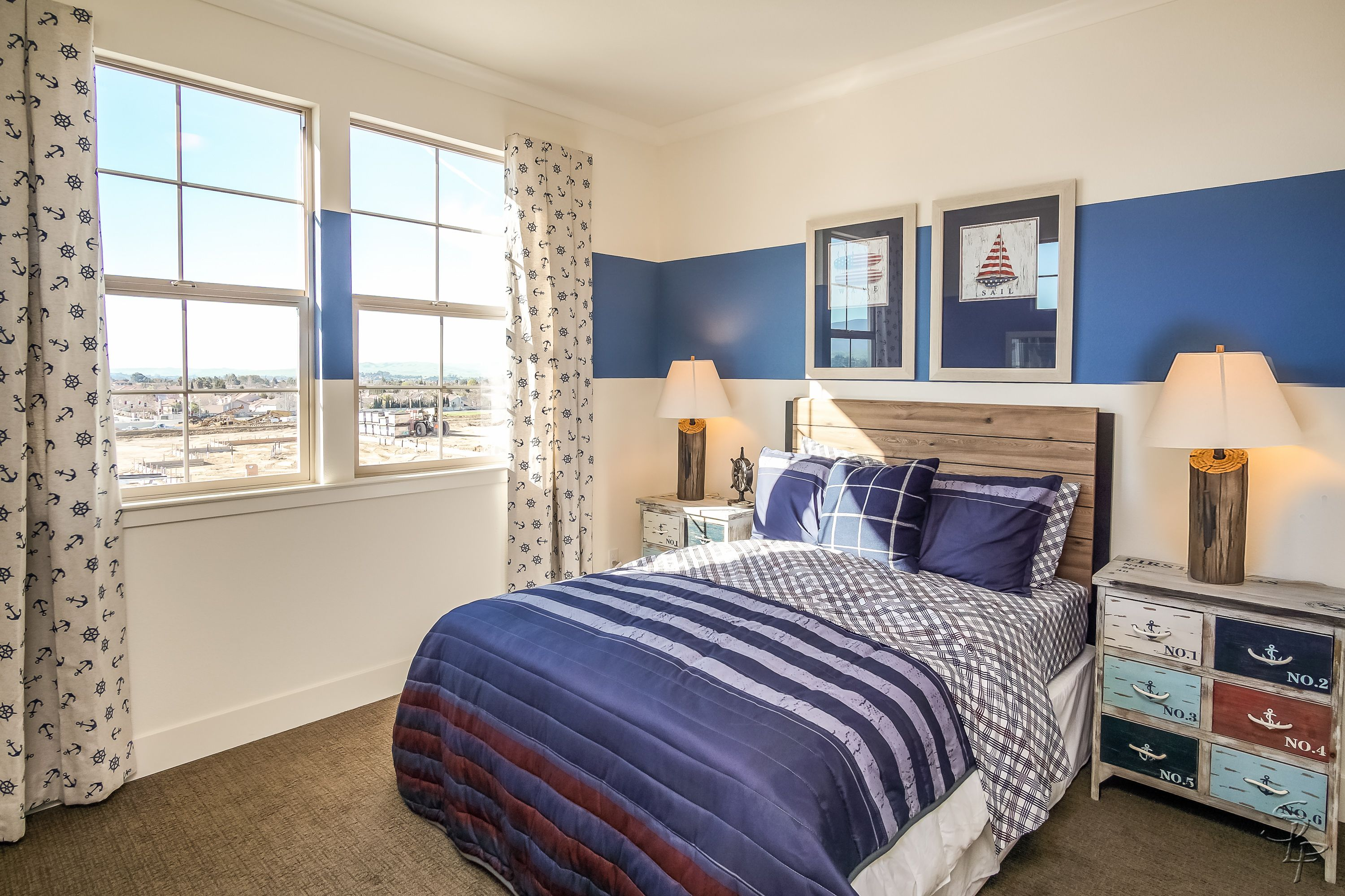 Bedroom featured in The Capitola By Anderson Homes in Santa Cruz, CA