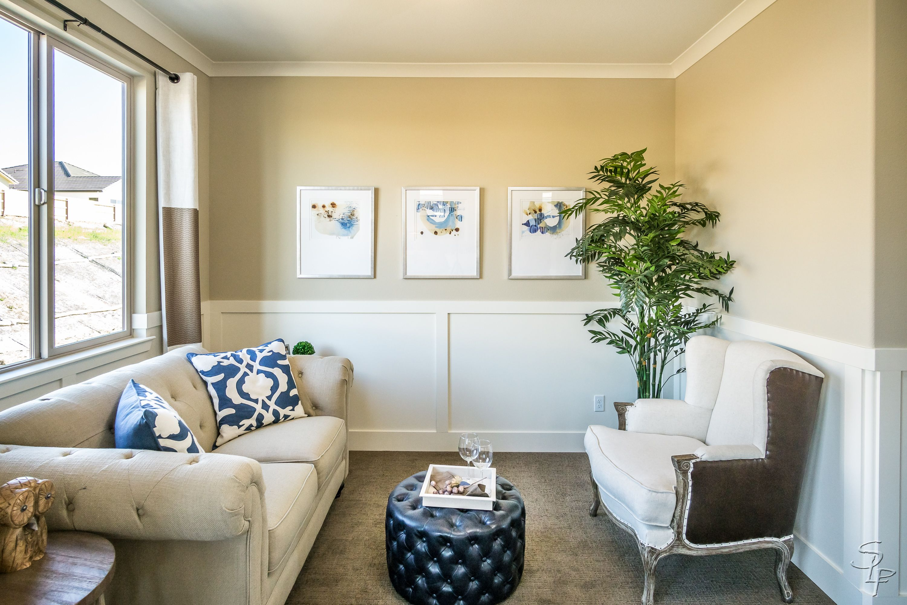 Living Area featured in The Capitola By Anderson Homes in Santa Cruz, CA