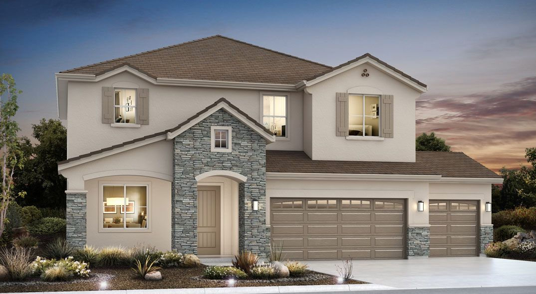 Exterior featured in The Capitola By Anderson Homes in Santa Cruz, CA