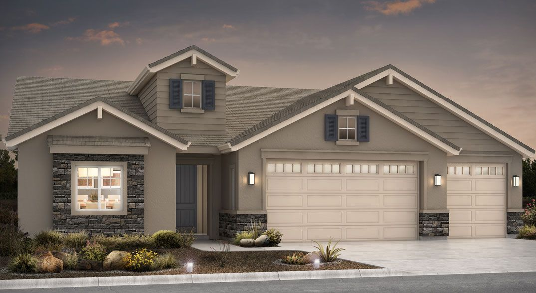 Exterior featured in The Pismo By Anderson Homes in Santa Cruz, CA