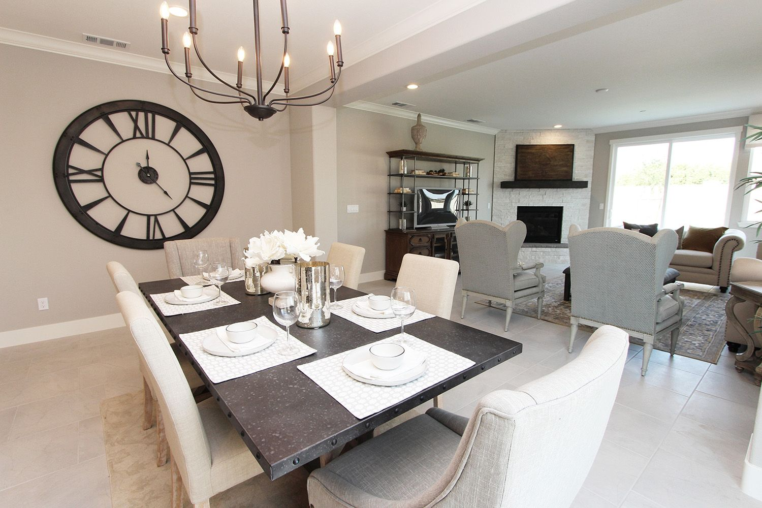 Living Area featured in The Montara By Anderson Homes in Merced, CA