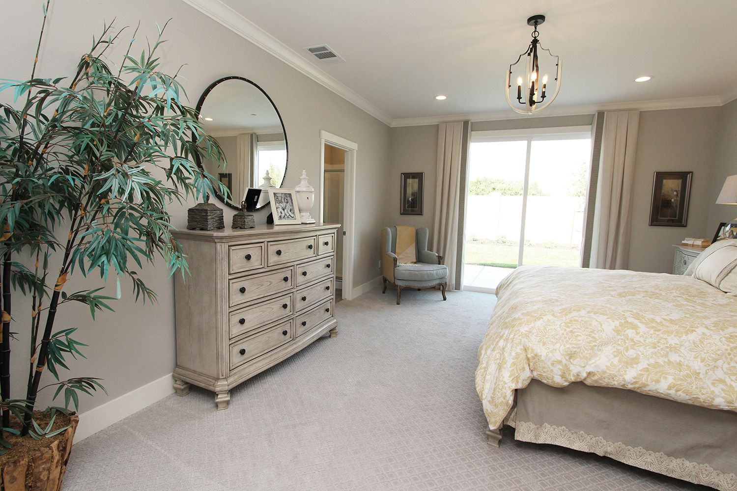 Bedroom featured in The Montara By Anderson Homes in Merced, CA