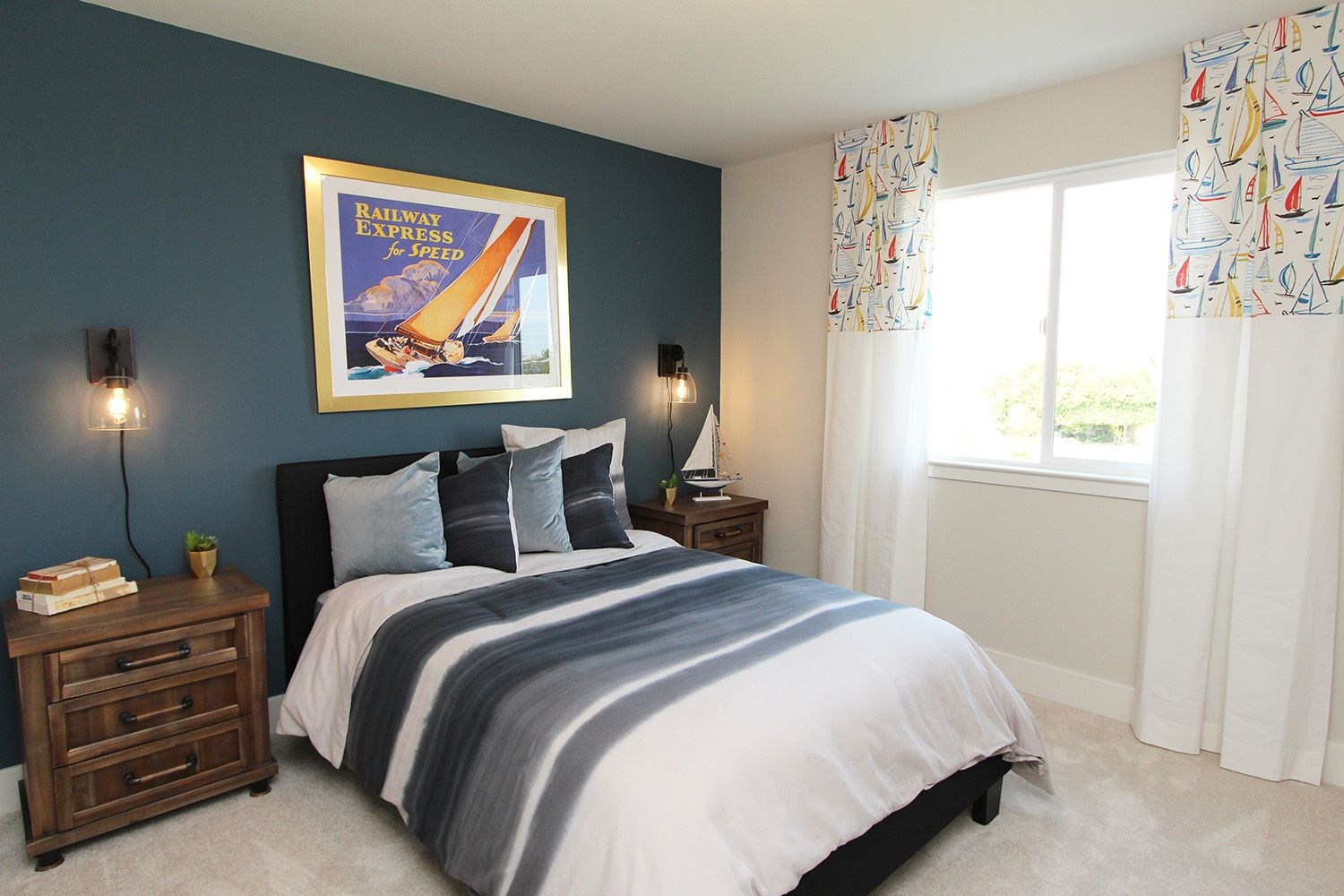 Bedroom featured in The Pacifica By Anderson Homes in Merced, CA