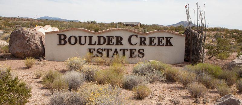 Boulder Creek Estates