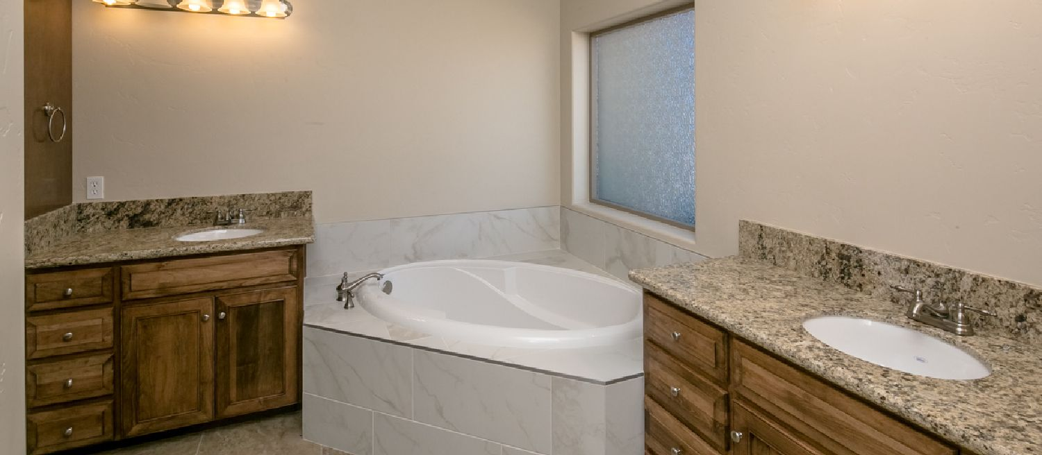 Bathroom featured in the Legacy 3650 By Angle Homes in Kingman-Lake Havasu City, AZ
