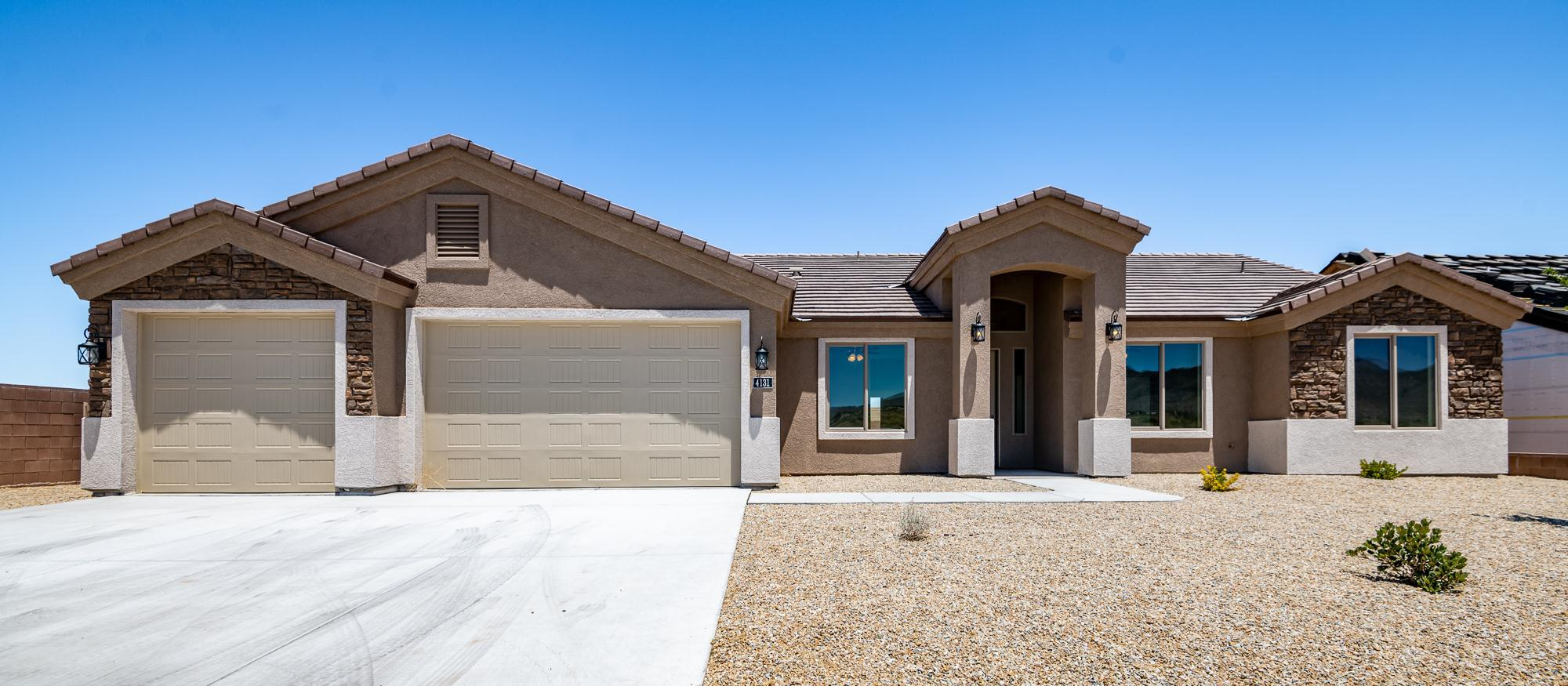 Exterior featured in the Legacy Junior 2074 By Angle Homes in Kingman-Lake Havasu City, AZ