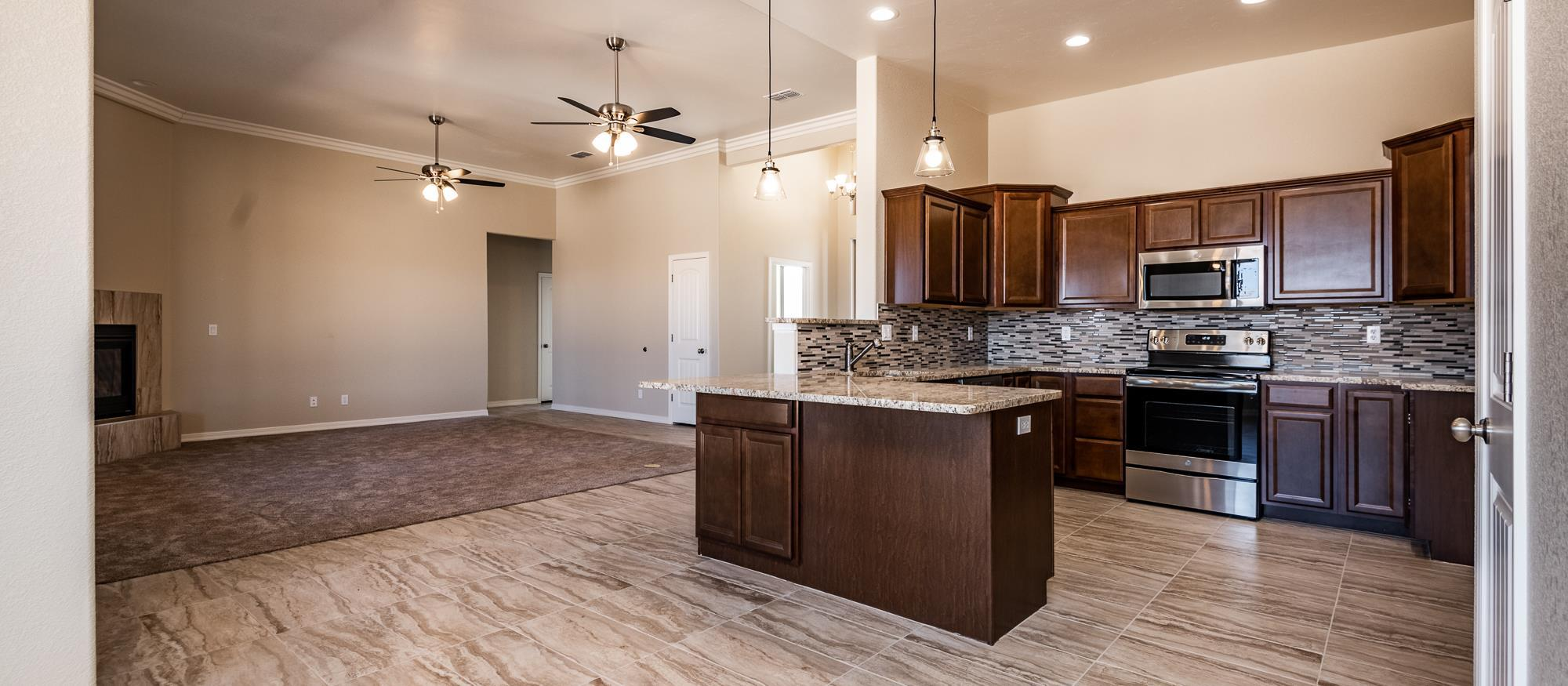 Kitchen featured in the Legacy Junior 2074 By Angle Homes in Kingman-Lake Havasu City, AZ