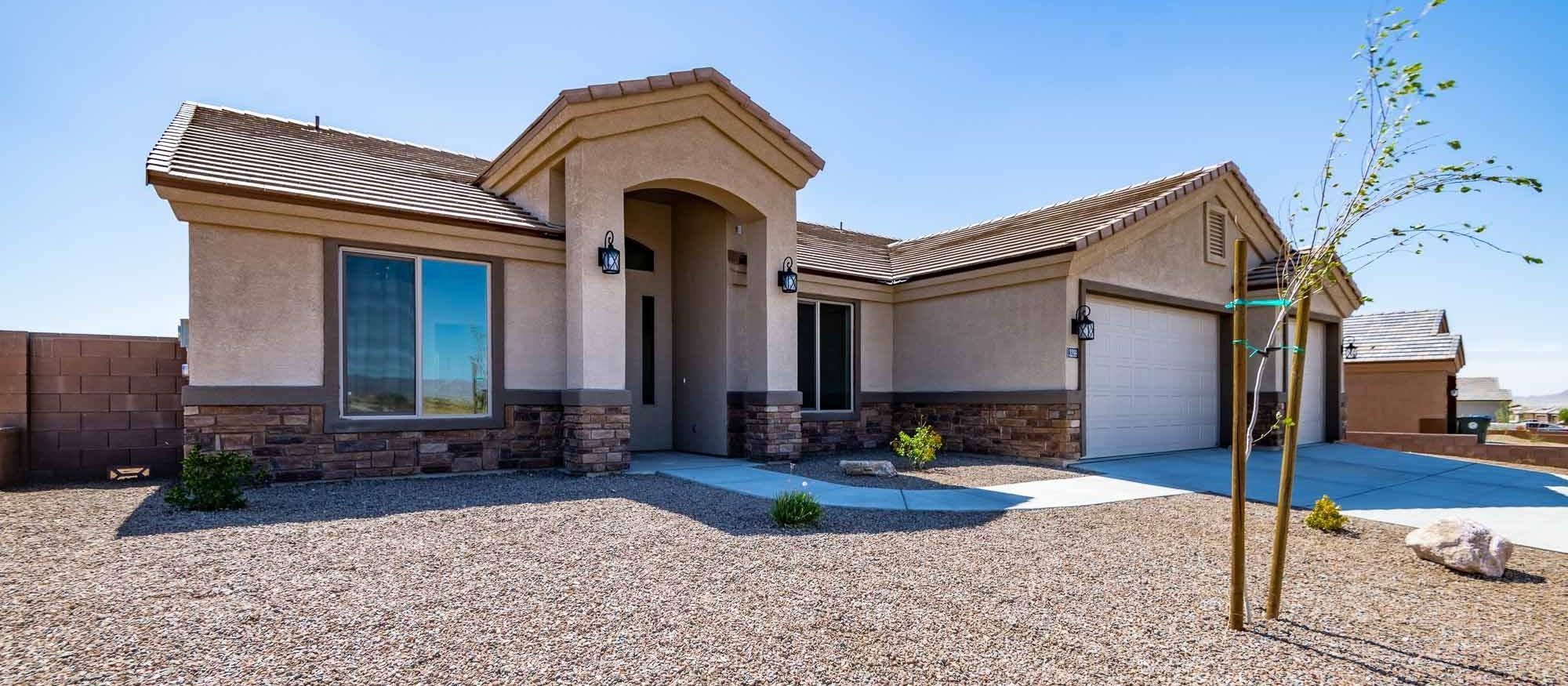 Exterior featured in the Joshua 1909 By Angle Homes in Kingman-Lake Havasu City, AZ