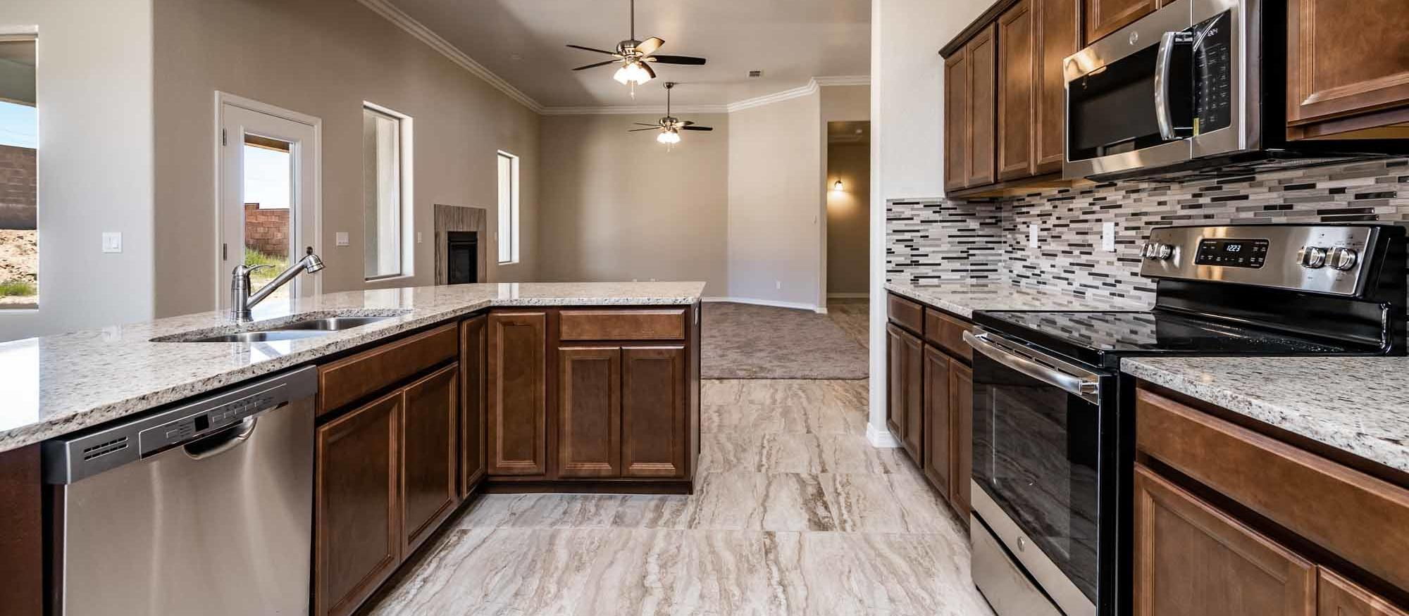 Kitchen featured in the Ocotillo 2374 By Angle Homes in Kingman-Lake Havasu City, AZ