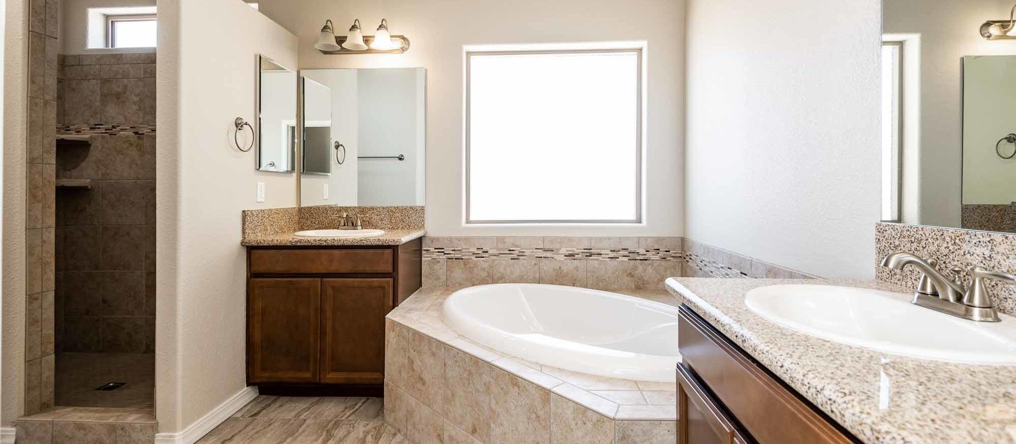 Bathroom featured in the Ocotillo 2374 By Angle Homes in Kingman-Lake Havasu City, AZ