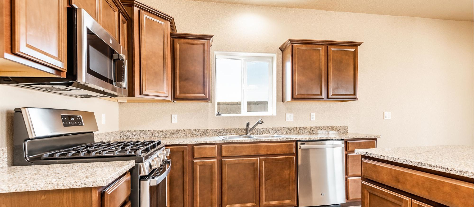 Kitchen featured in the Desert Rose 1472 3 Car By Angle Homes in Kingman-Lake Havasu City, AZ