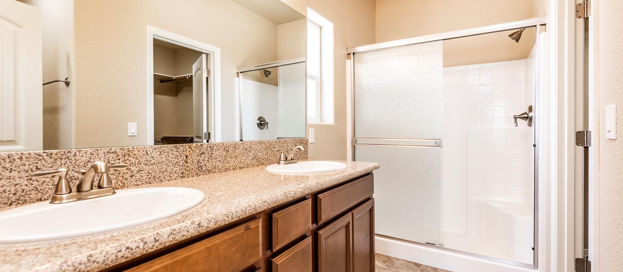 Bathroom featured in the Desert Rose 1472 3 Car By Angle Homes in Kingman-Lake Havasu City, AZ