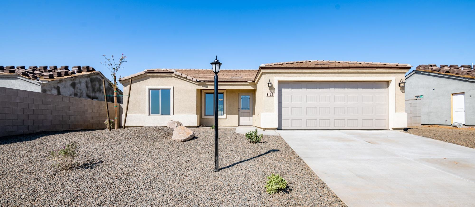 Exterior featured in the Juniper Junior 1205 By Angle Homes in Kingman-Lake Havasu City, AZ