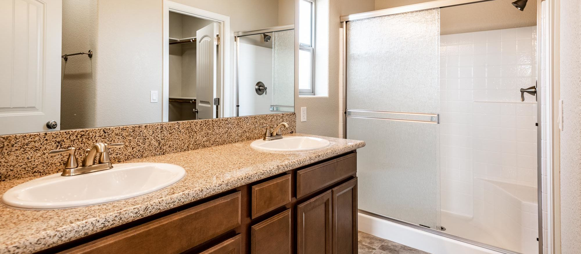 Bathroom featured in the Desert Rose 1706 By Angle Homes in Kingman-Lake Havasu City, AZ