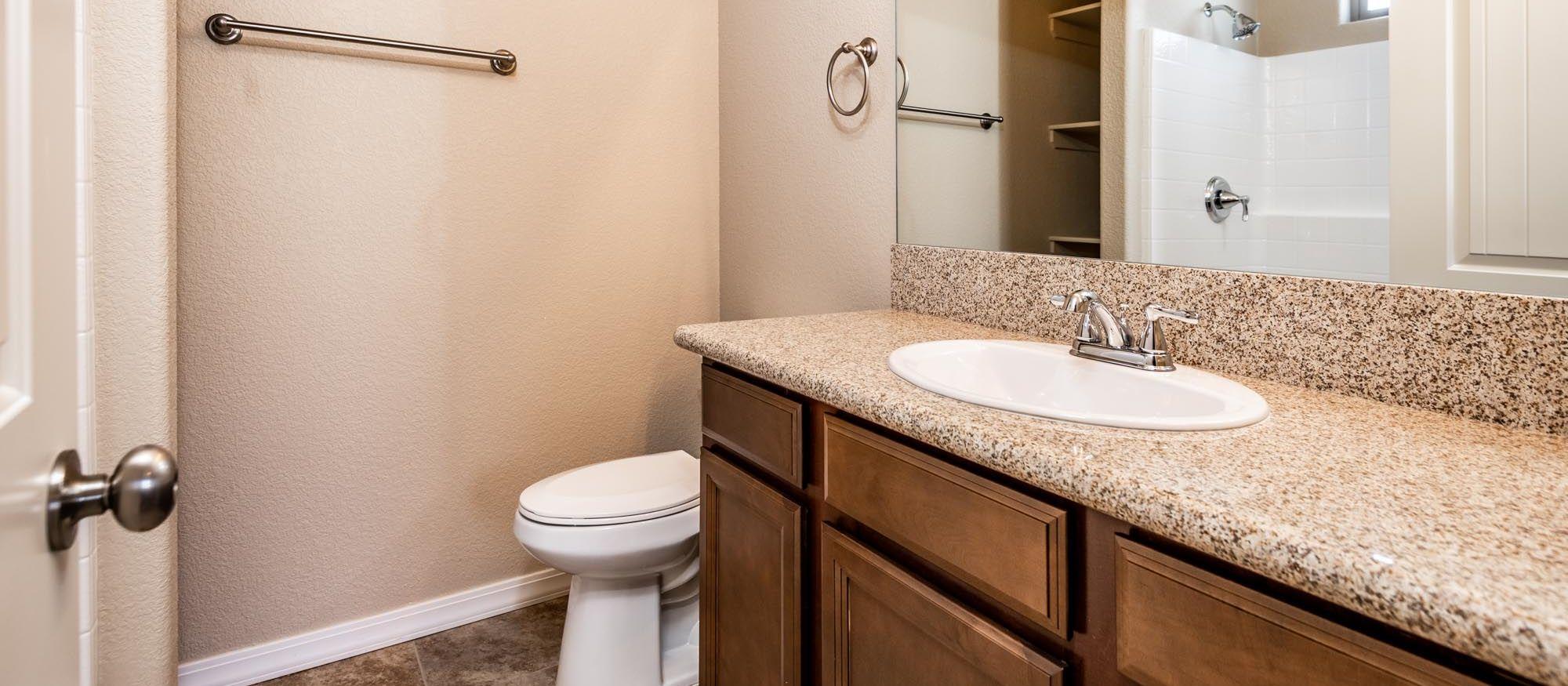 Bathroom featured in the Juniper Junior 1397 By Angle Homes in Kingman-Lake Havasu City, AZ