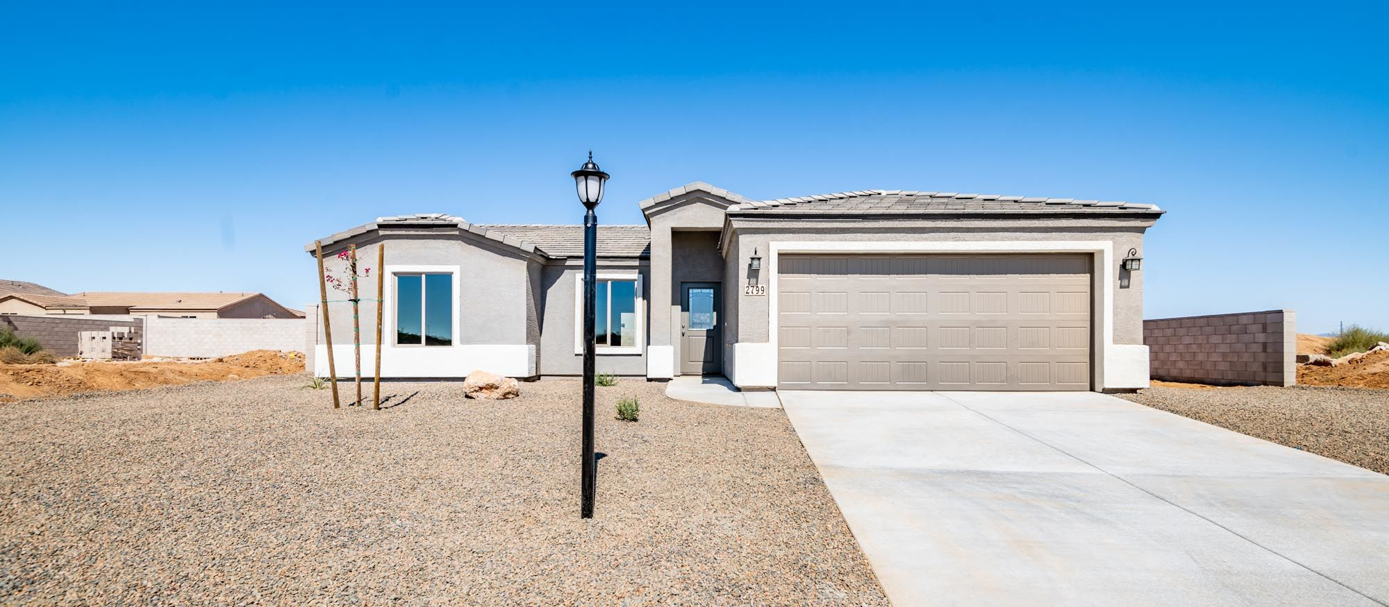 Exterior featured in the Juniper Junior 1397 By Angle Homes in Kingman-Lake Havasu City, AZ