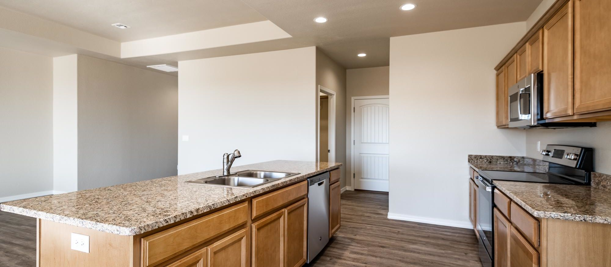 Kitchen featured in the Ironwood 1593 By Angle Homes in Kingman-Lake Havasu City, AZ