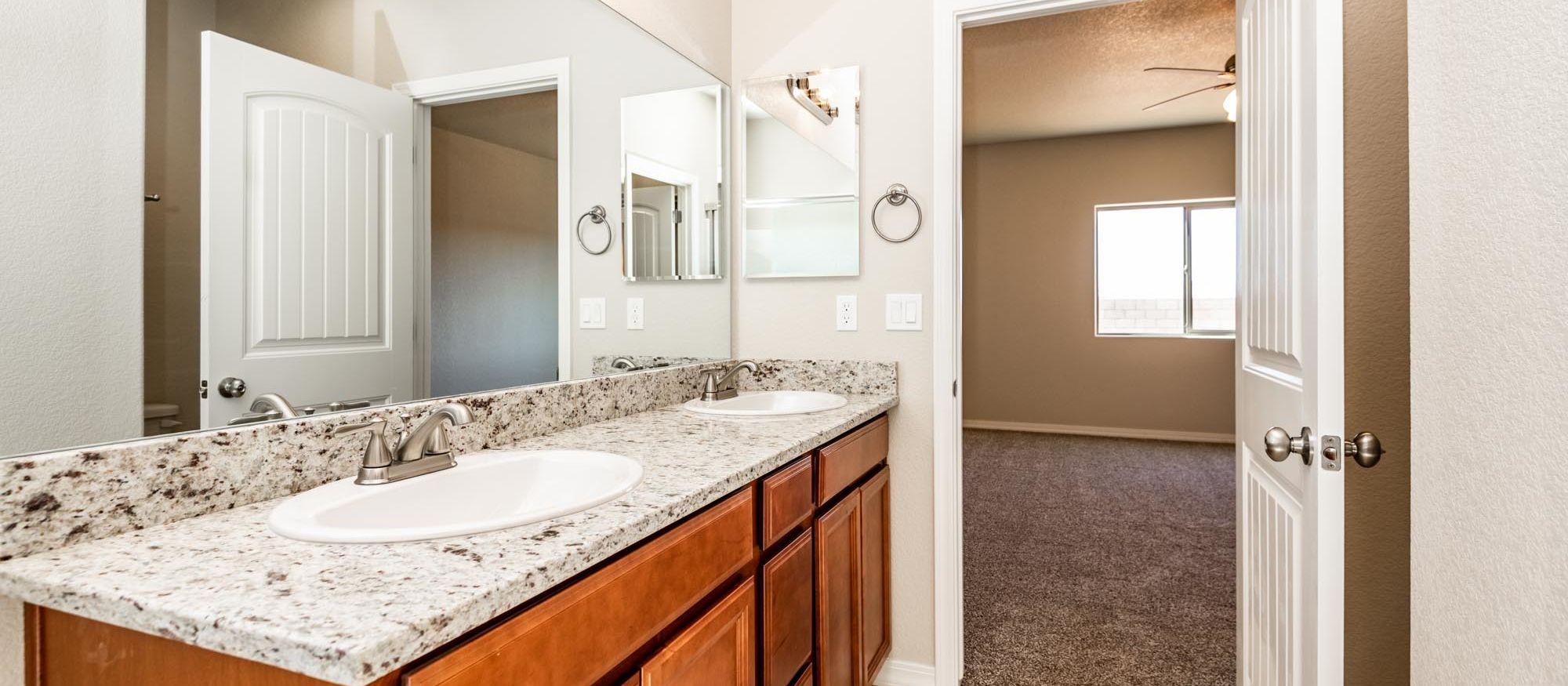 Bathroom featured in the Desert Rose 1472 2 Car By Angle Homes in Kingman-Lake Havasu City, AZ