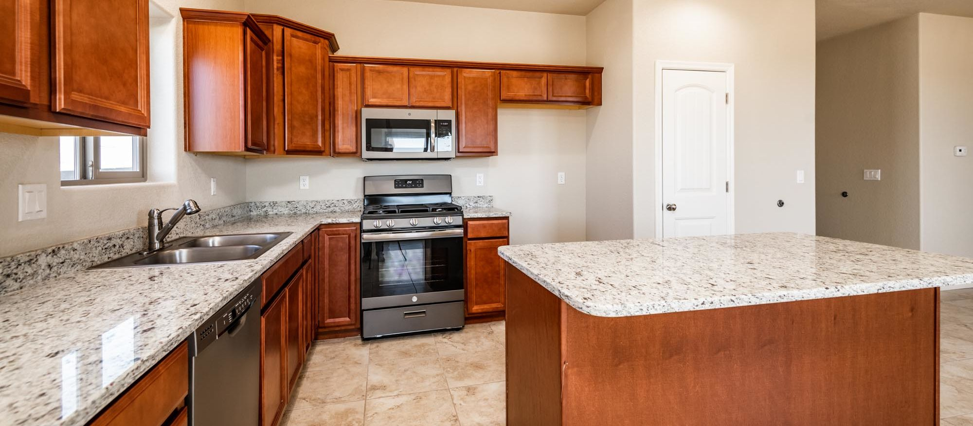Kitchen featured in the Desert Rose 1472 2 Car By Angle Homes in Kingman-Lake Havasu City, AZ