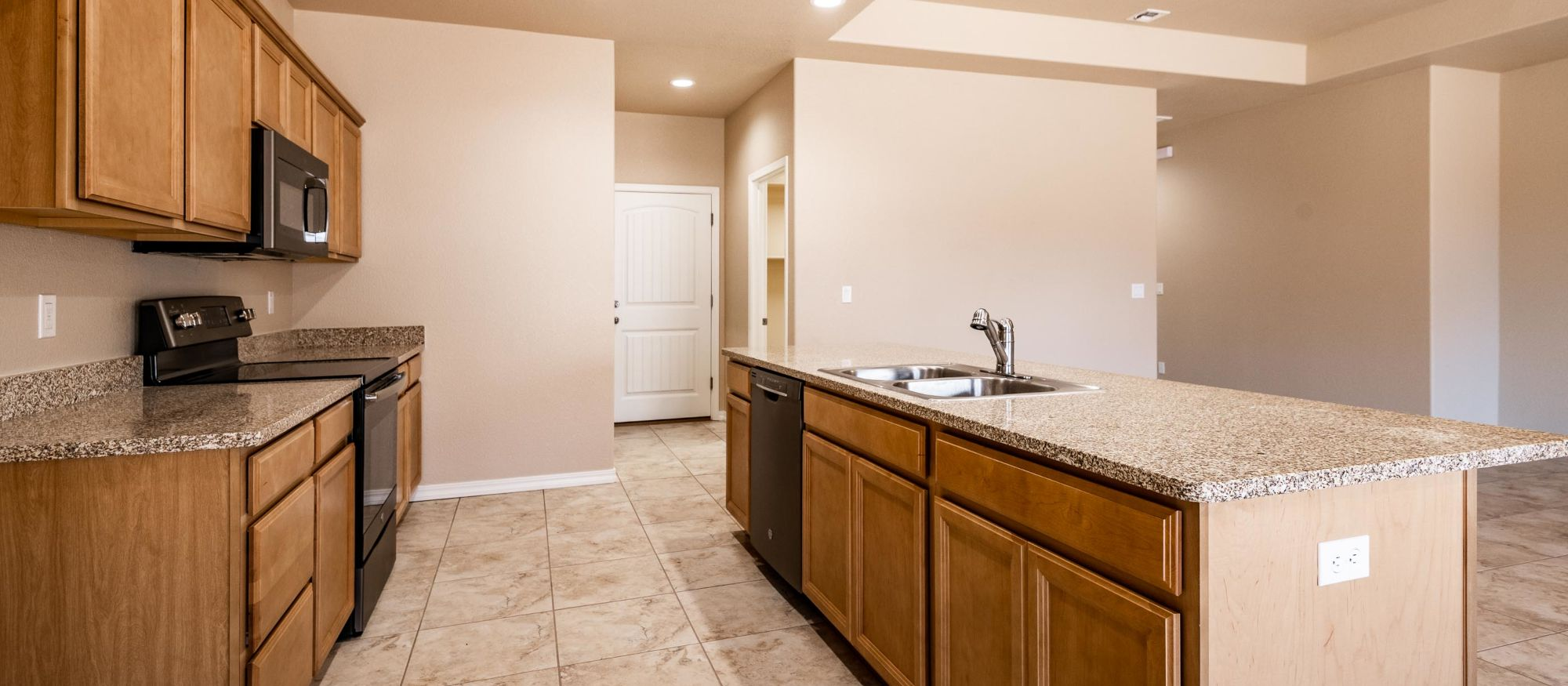 Kitchen featured in the Ironwood 1593 3 Car By Angle Homes in Kingman-Lake Havasu City, AZ